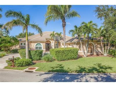 Fort Myers Single Family Home For Sale: 11941 Cypress Links Dr
