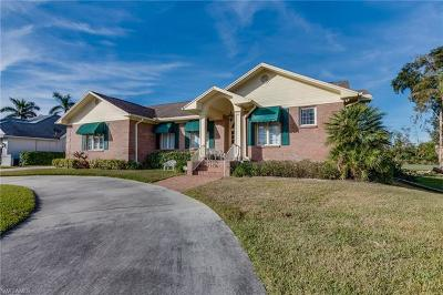 Fort Myers Single Family Home For Sale: 16851 Fox Den