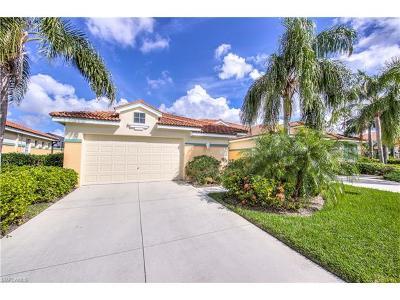 Estero Single Family Home For Sale: 10903 Salerno Bay Rd