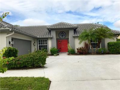 Bonita Springs Single Family Home For Sale: 13071 Bridgeford Ave