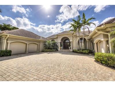 Estero Single Family Home For Sale: 10047 S Magnolia Bend