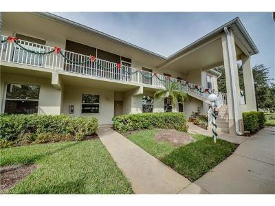Estero Condo/Townhouse For Sale: 20790 Country Creek Dr #515