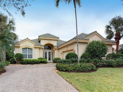 Estero Single Family Home For Sale: 9084 Windswept Dr