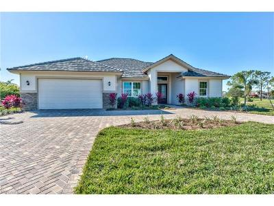 Bonita Springs Single Family Home For Sale: 9841 White Sands Pl