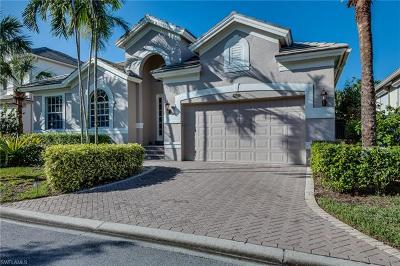 Bonita Springs Single Family Home For Sale: 27025 Shell Ridge Cir