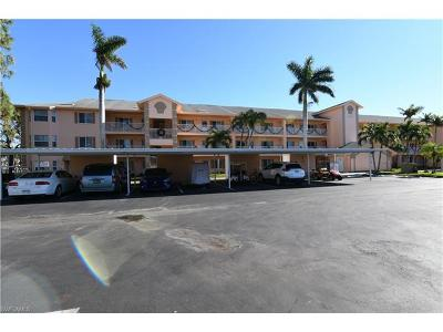 Estero Condo/Townhouse For Sale: 20111 Ian Ct #302