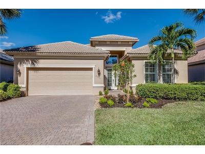 Estero Single Family Home For Sale: 21951 Longleaf Trail Dr