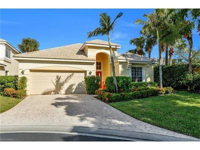 Bonita Springs Single Family Home For Sale: 3518 Heron Glen Ct