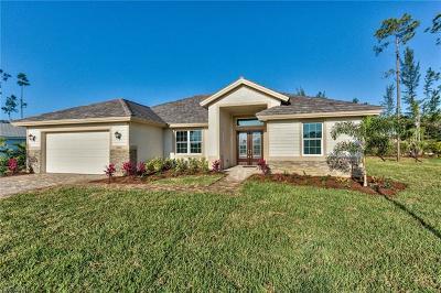 Bonita Springs Single Family Home For Sale: 10006 Hidden Pines Ln
