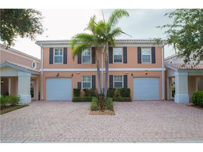 Naples Condo/Townhouse For Sale: 5807 Cove Cir #12