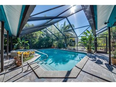 Naples Single Family Home For Sale: 2107 Imperial Golf Course Blvd