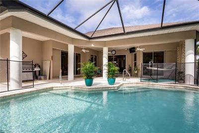 Fort Myers Single Family Home For Sale: 7280 Twin Eagle Ln