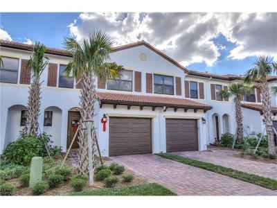 Fort Myers Condo/Townhouse For Sale: 9453 Montebello Way #105