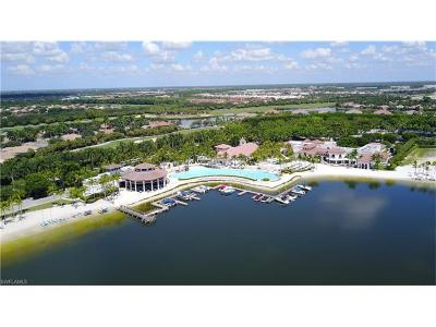 Miromar Lakes Condo/Townhouse For Sale: 10731 Mirasol Dr #302