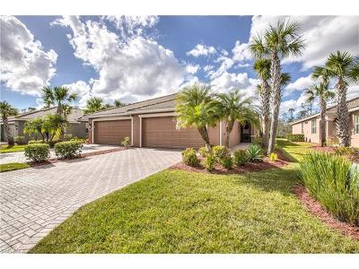 Estero Single Family Home For Sale: 13250 Boccala Ln