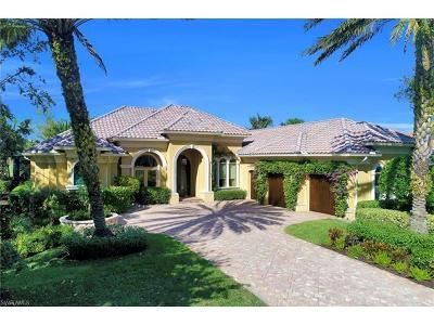 Estero FL Single Family Home For Sale: $2,100,000