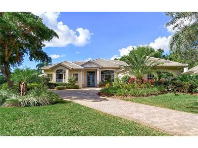 Bonita Springs Single Family Home For Sale: 3490 Lakemont Dr