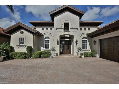Estero Single Family Home For Sale: 11808 Solemar Ct