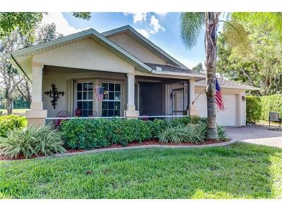 Bonita Springs Single Family Home For Sale: 26108 Bonita Fairways Cir