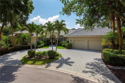 Bonita Springs Single Family Home For Sale: 24861 Goldcrest Dr