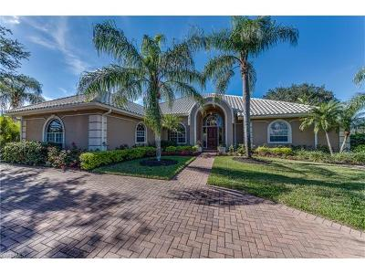 Estero Single Family Home For Sale: 20140 W Cheetah Ln
