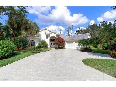 Bonita Springs Single Family Home For Sale: 24720 Lyonia Ln