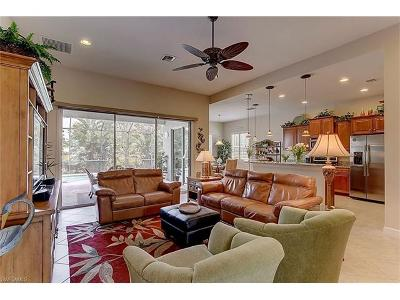 Bonita Springs Single Family Home For Sale: 10355 Flat Stone Loop