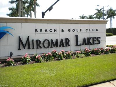 Miromar Lakes Condo/Townhouse For Sale: 19681 Marino Lake Cir #1502