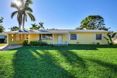 Fort Myers Single Family Home For Sale: 1444 Grace Ave