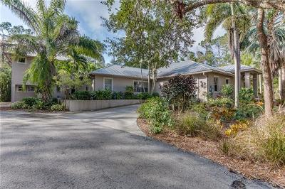 Naples Single Family Home For Sale: 6370 Hunters Rd