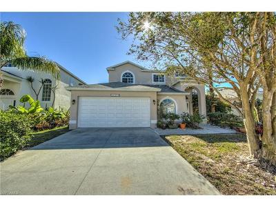Estero Single Family Home For Sale: 11534 Woodmount Ln