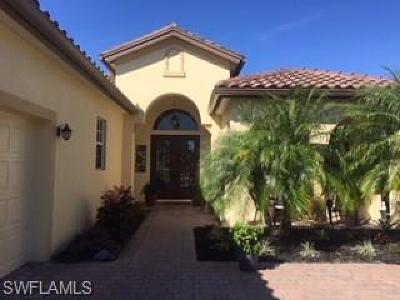 Fort Myers Single Family Home For Sale: 3231 Orangetree Bend