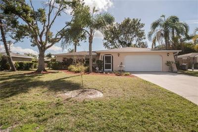 Bonita Springs Single Family Home For Sale: 9804 Tonya Ct