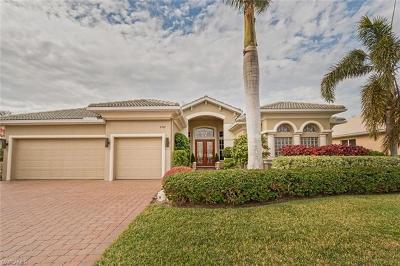 Estero Single Family Home For Sale: 8509 Sedonia Cir