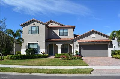 Estero Single Family Home For Sale: 20554 Wilderness Ct