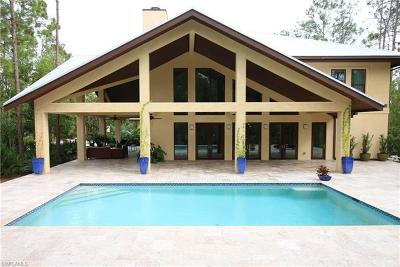 Bonita Springs Single Family Home For Sale: 25380 Busy Bee Dr