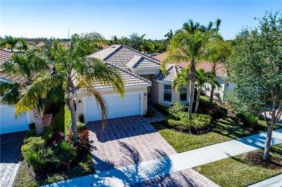 Bonita Springs Single Family Home For Sale: 15009 Danios Dr