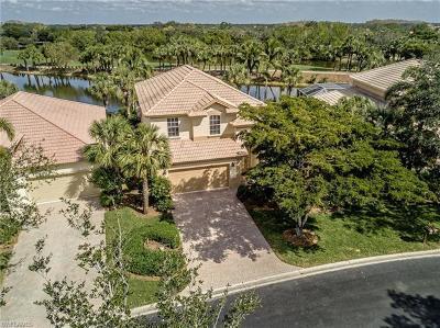 Estero Single Family Home For Sale: 23221 Oakglen Ln