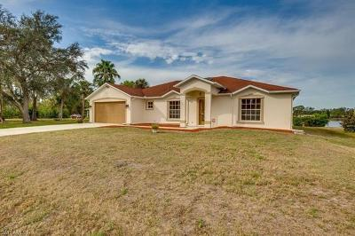 Port Charlotte Single Family Home For Sale: 1391 Abalom St