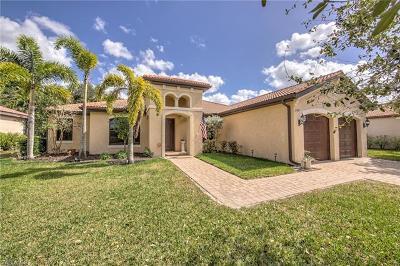 Estero Single Family Home For Sale: 21671 Red Latan Way