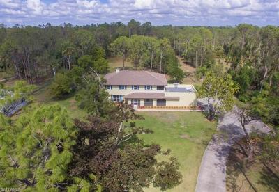 Naples Single Family Home For Sale: 5715 Copper Leaf Ln