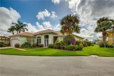 Fort Myers Single Family Home For Sale: 13020 Shoreside Ct
