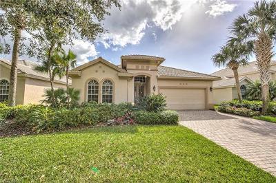 Estero Single Family Home For Sale: 9319 Oak Strand Dr