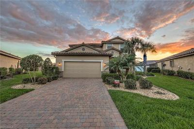 Fort Myers Single Family Home For Sale: 9374 Via Murano Ct