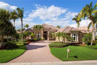Estero Single Family Home For Sale: 22290 Banyan Hideaway Dr