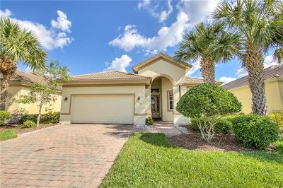 Fort Myers Single Family Home For Sale: 3800 Lakeview Isle Ct