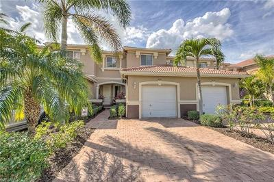 Fort Myers Condo/Townhouse For Sale: 9618 Roundstone Cir