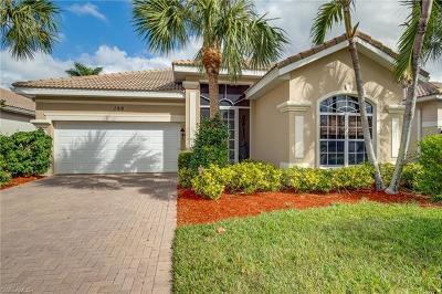 Naples Single Family Home For Sale: 199 Glen Eagle Cir
