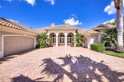 Estero Single Family Home For Sale: 9421 Lakebend Preserve Ct