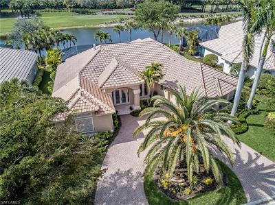Estero Single Family Home For Sale: 22964 Shady Knoll Dr